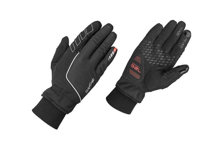 GripGrab Windster handske i sort 2017 model