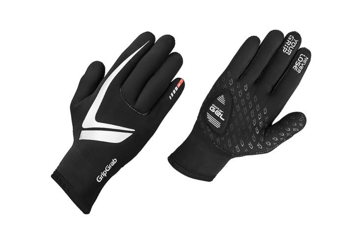 GripGrab Neoprene handske i sort 2017 model