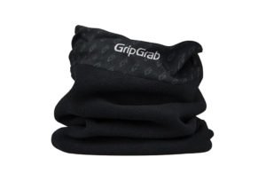 GripGrab Headglove Thermo halsrør - Sort