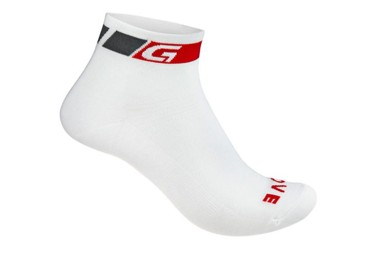 GripGrab low cut sokker i hvid 2017 model