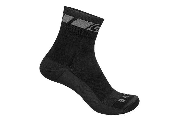 GripGrab Merino uld sokker i sort 2017 model