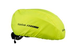 GripGrab Hi-Vis hjelmcover i neon 2017 model