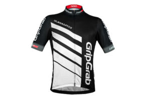 GripGrab Team Wear Jersey i sort 2017 model
