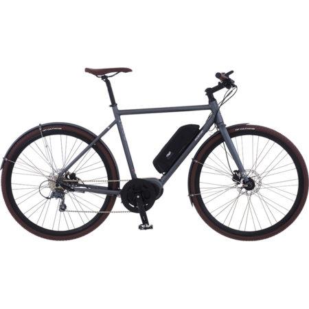Kildemoes Numberz EL, 8 gear, grå, herrecykel, elcykel, elektrisk cykel, årgang 2016
