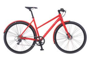 Kildemoes Logic Sport 8 gear i orange 2017 model