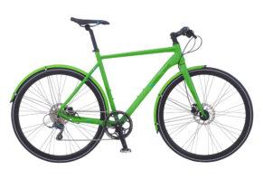 Kildemoes Logic Sport 8 gear i grøn 2017 model