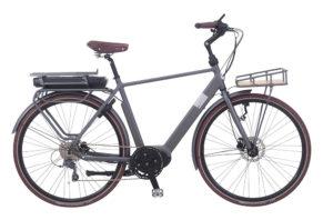 Kildemoes EGOING Qharma 8 gear i grå 2017 model