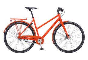 Kildemoes Street Sport 7 gear i orange 2017 model