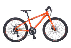 Kildemoes Intruder SLW 24 gear i orange 2017 model