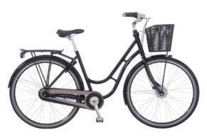 Kildemoes City Retro 7 gear i sort 2017 model
