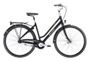 Raleigh Kent i blank sort 2017 model