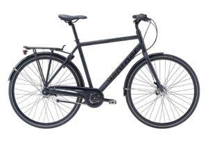 Black Winther 3 7 gear i sandblæst sort 2017 model