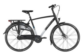 Gazelle Chamonix C7 7 gear i sort 2017 model