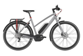 Gazelle CityZen C8 HMB 8 gear i grå 2017 model
