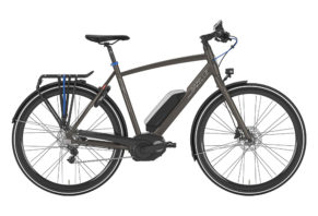Gazelle CityZen C8 HMB 8 gear i brun 2017 model
