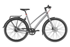 Gazelle CityZen C8 8 gear i grå 2017 model