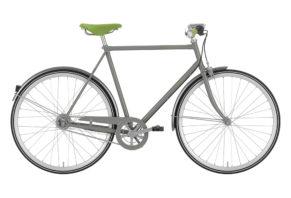 Gazelle Van Stael retrocykel, grål