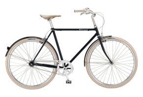 Bike by Gubi klassisk herrecykel, Westminister blue