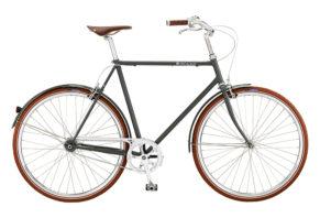 Bike by Gubi klassisk herrecykel I Gubi Grey