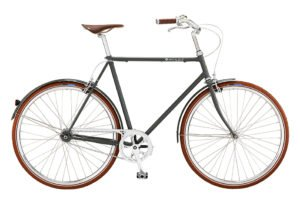 Bike by Gubi klassisk herrecykel I Gubi Grey