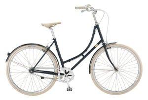 Bike by Gubi klassisk damecykel I Westminister blue