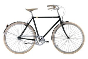 Bike by Gubi klassisk herrecykel I British Racing Greeen