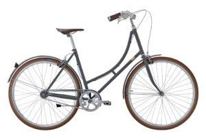 Bike by Gubi klassisk damecykel I Gubi Grey