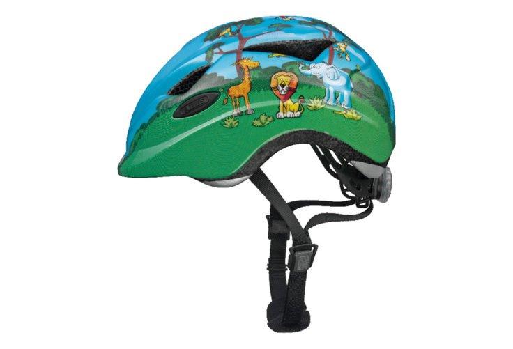 ABUS Anuky cykelhjelm, jungle