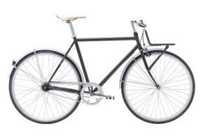 Winther Sport Cargo retocykel, sandblæst grå
