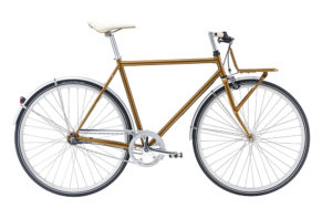 Winther Sport Cargo retrocykel, guld