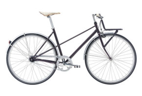 Winther Sport Cargo retrocykel, sandblæst lilla