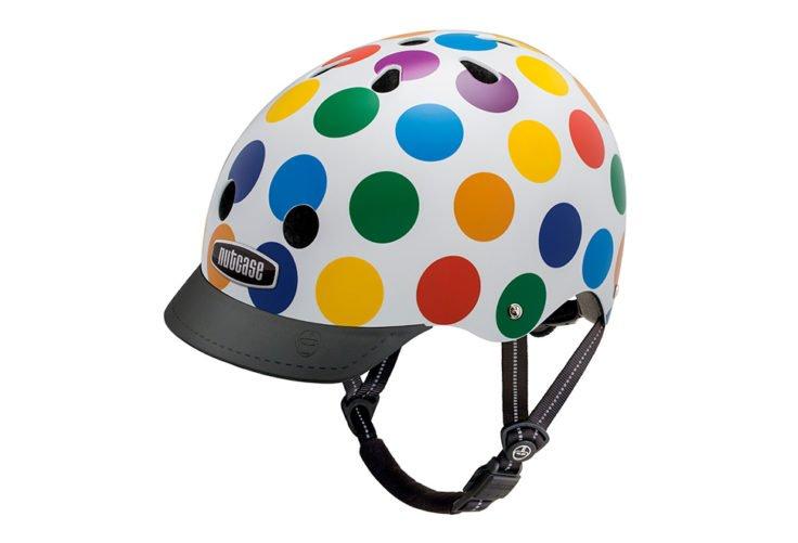 Nutcase Gen3 Street Dots cykelhjelm