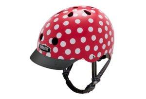 Nutcase Gen3 Street Mini Dots cykelhjelm
