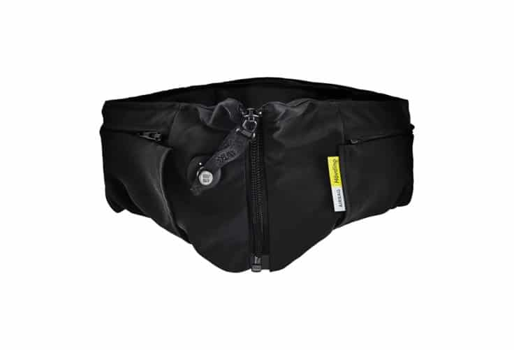 Hövding 2.0 Airbag cykelhjelm - Med cover