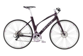 Avenue Airbase Comfort Lady 9sp Hydraulic Disc Purple Grape