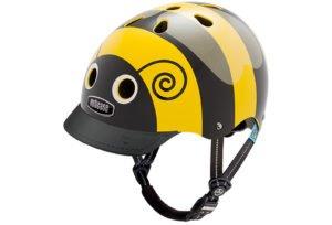 Nutcase Little Nutty Gen3 bumblebee cykelhjelm