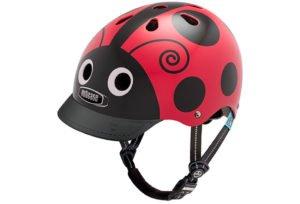 Nutcase Little Nutty Gen3 ladybug cykelhjelm