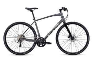 Specialized Sirrus Sport - 2019 - Black Chrome/Chrome