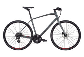 Specialized Sirrus Disc - Herre- 24 gear - 2018 - Grå