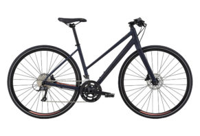 Specialized Sirrus Sport Woman Step-Through I blå