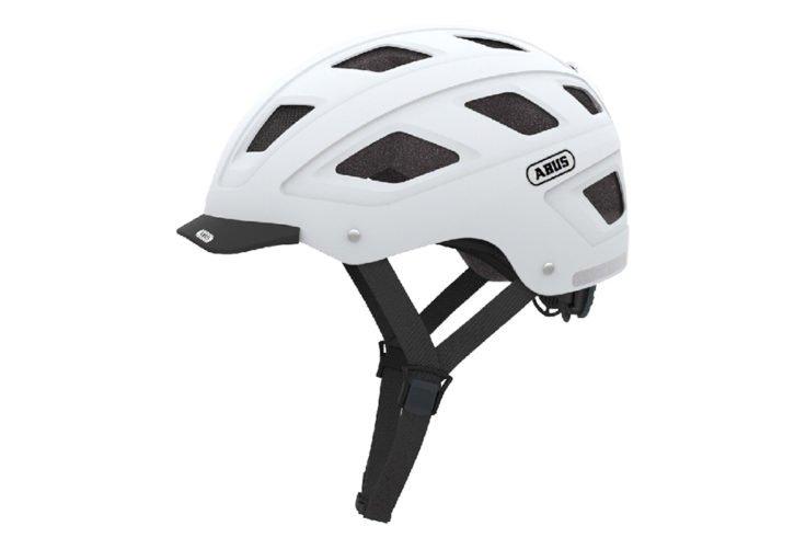 ABUS Hyban cykelhjelm i hvid
