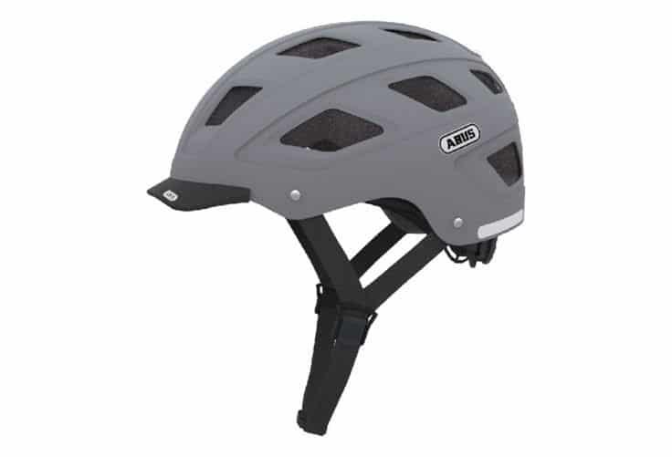 ABUS Hyban cykelhjelm i grå