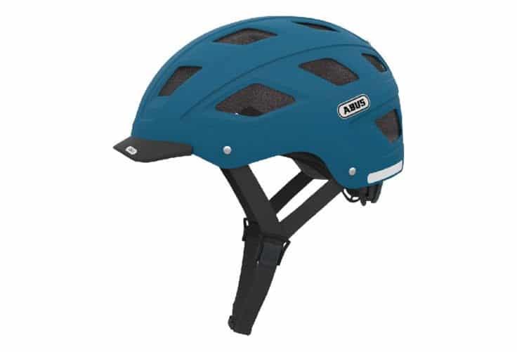 ABUS Hyban cykelhjelm i blå