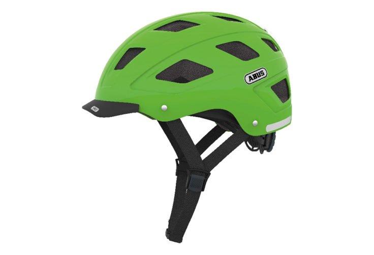 ABUS Hyban cykelhjelm i grøn
