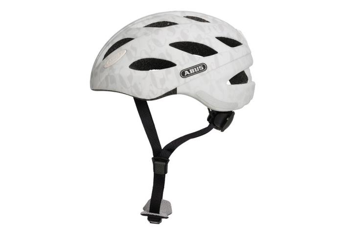 ABUS Lane-U cykelhjelm i hvid
