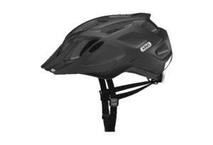 ABUS MountX cykelhjelm i sort