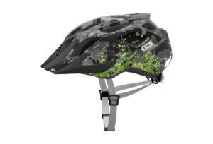 ABUS MountX cykelhjelm i grå