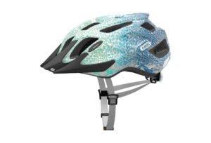 ABUS MountX cykelhjelm i blå