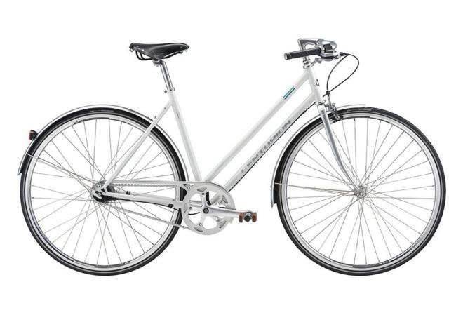 Centurion Hydrogen 7 gear - 2018 - Dame - Hvid