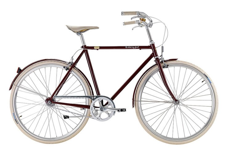 Bike By Gubi - 2 gear - Herre - Bordeaux